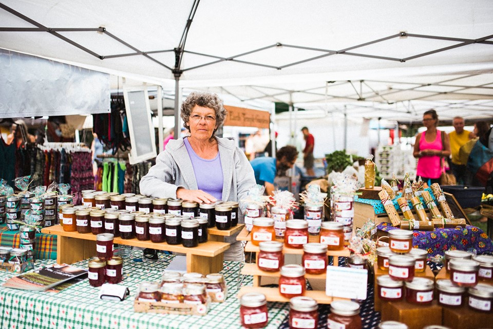 Kaslo Saturday Market